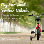 My Emotional Trainer Wheels!